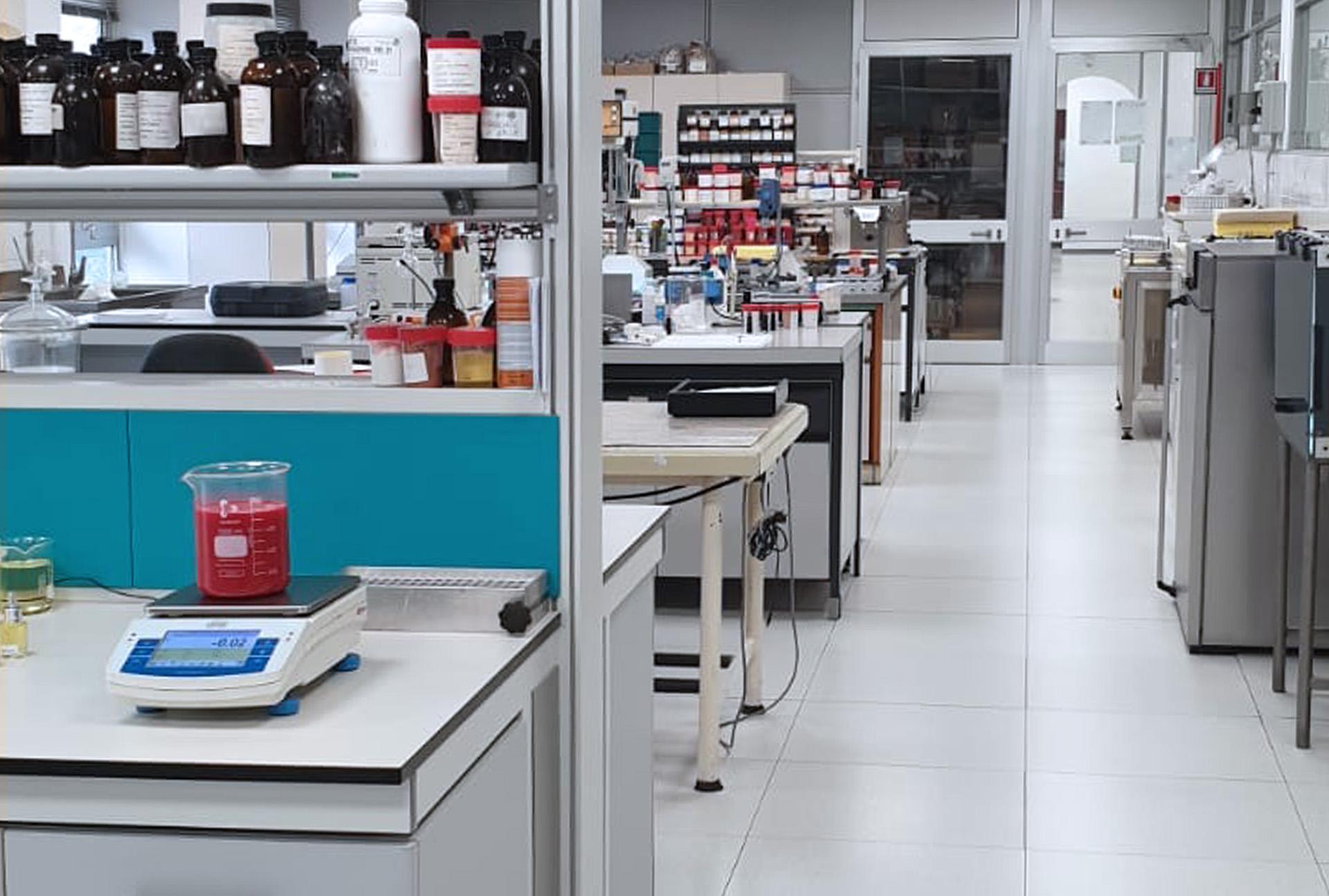 Inca internal laboratory