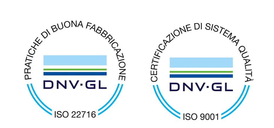 Loghi italiano certificazioni